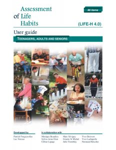 Image of the cover of the Assessment of Life Habits