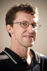 photo d'André Beugger, formateur en Europe