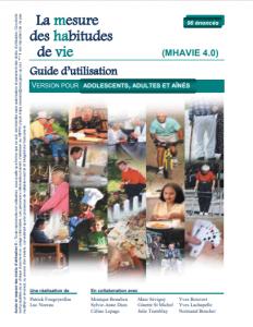 Page couverture du document MHAVIE 4.0